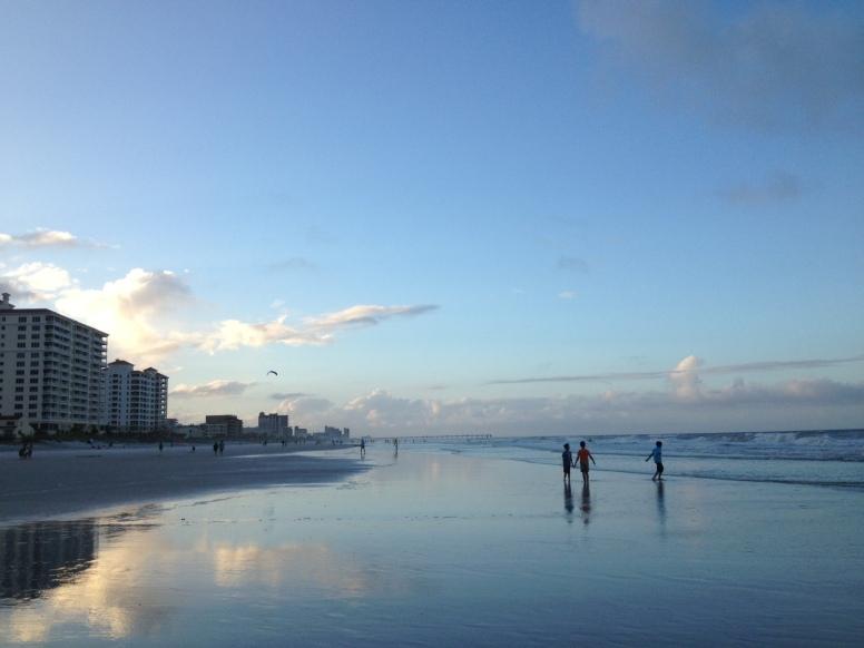 Sunset, Jax Beach