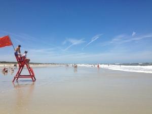 Hanna Beach at Kathryn Abbey Hanna Park, Jacksonville, FL